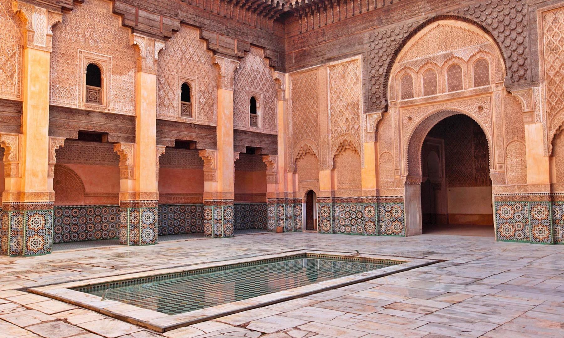 maroc_marrakech_medersa_ben_youssef