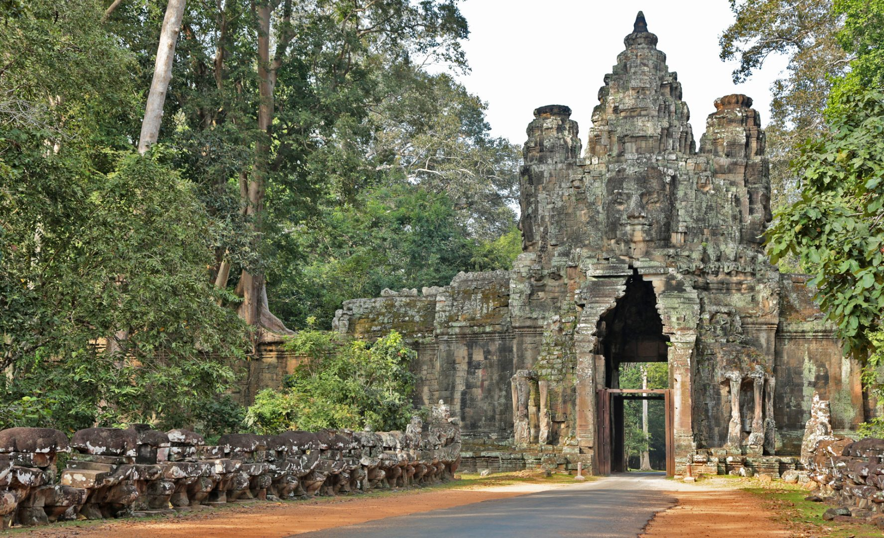 Cambodge - Temple Khmer - Seam Reap