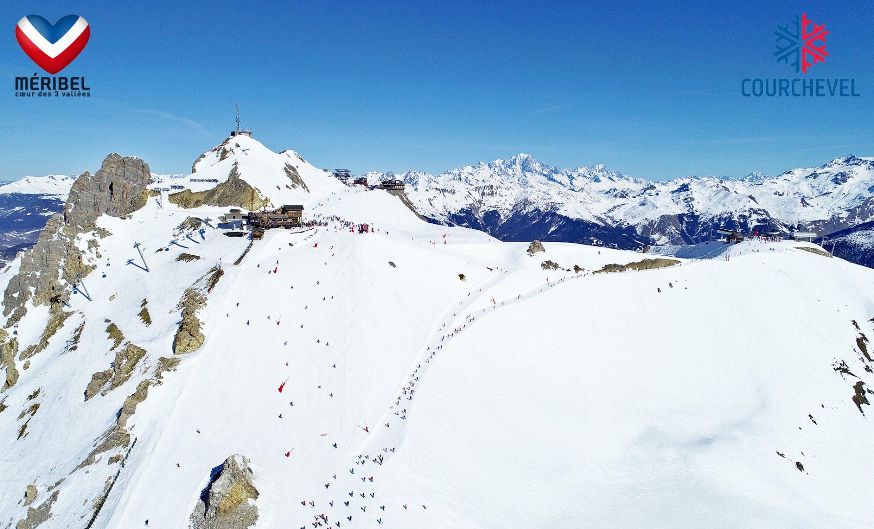 Sommet_de_la_saulire_Meribel_Courchevel_Savoie