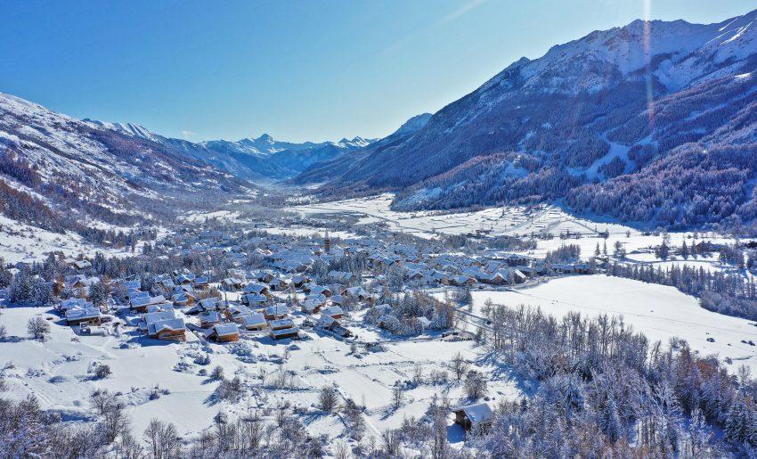 Vallée de la Guisane - Le Monêtier les Bains