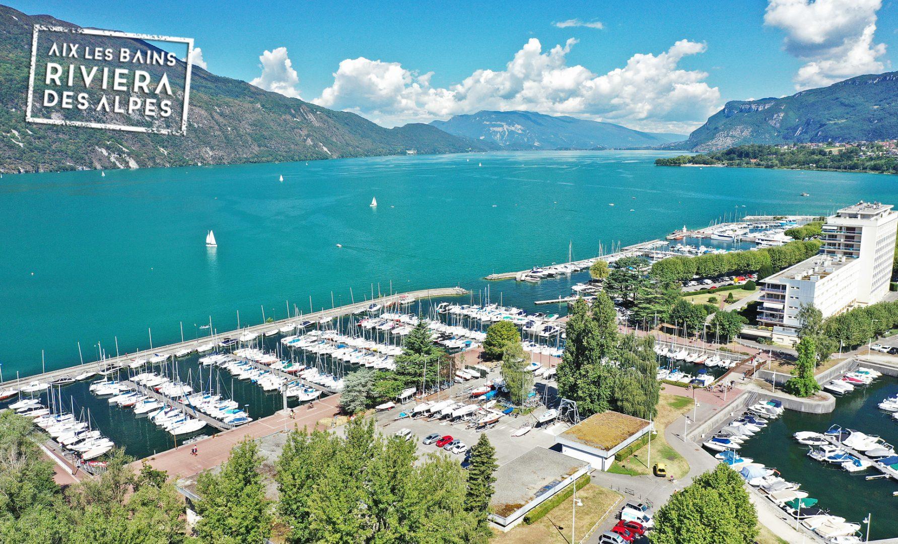 lac_du_bourget_grand_port_d_Aix_les_Bains_Savoie